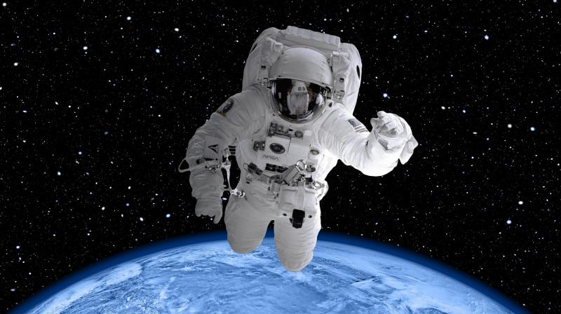 Image result for astronaut space