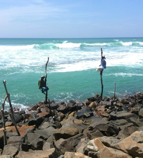 sri lanka fishing