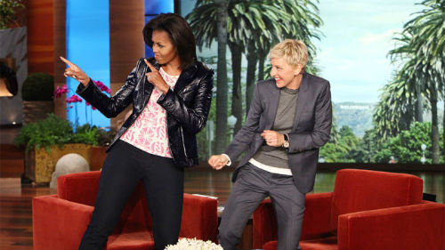 Ellen Provides A Platform To Those Who Need It Most