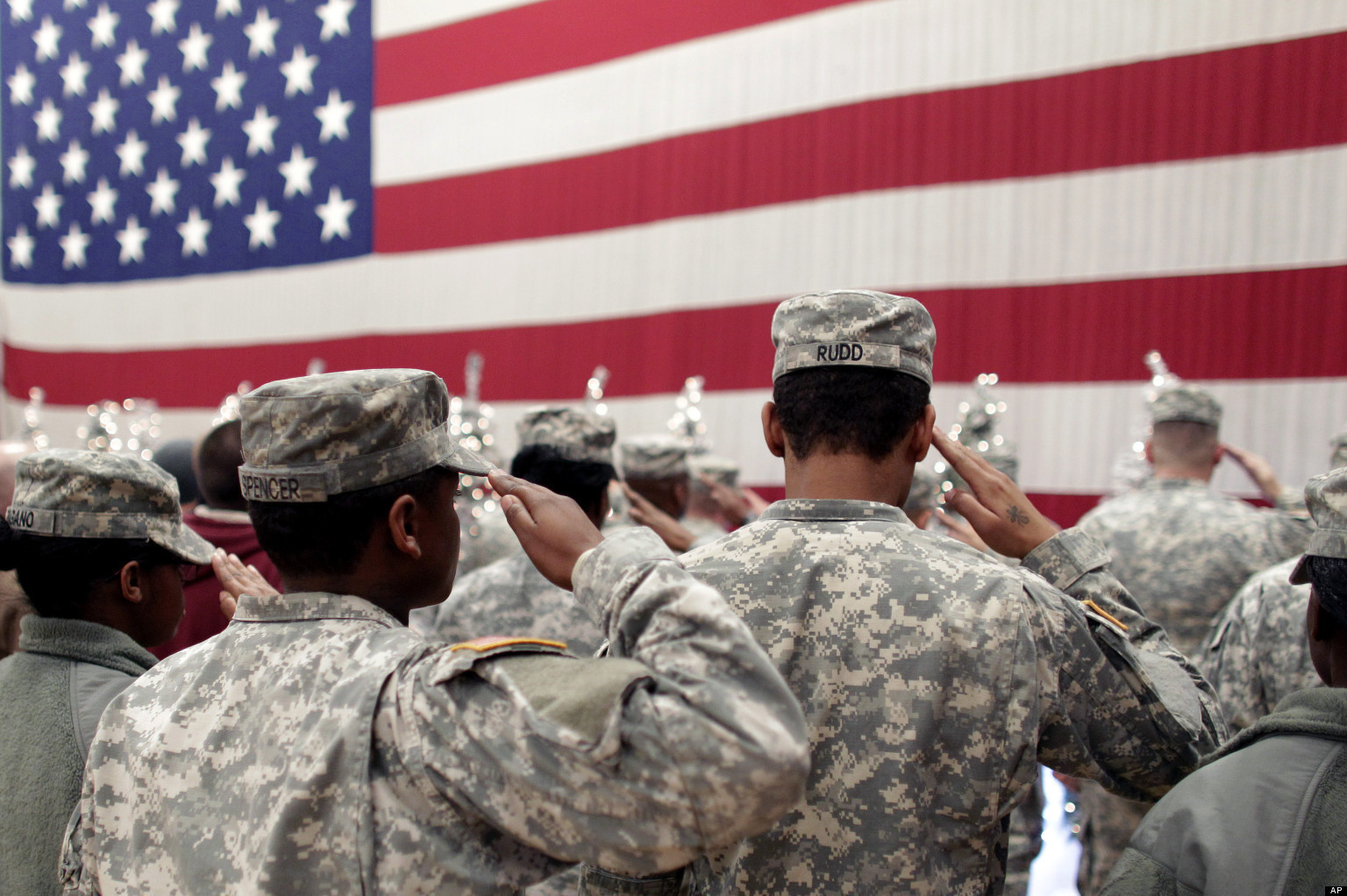 Military Members Dedicate Their Lives To Serving