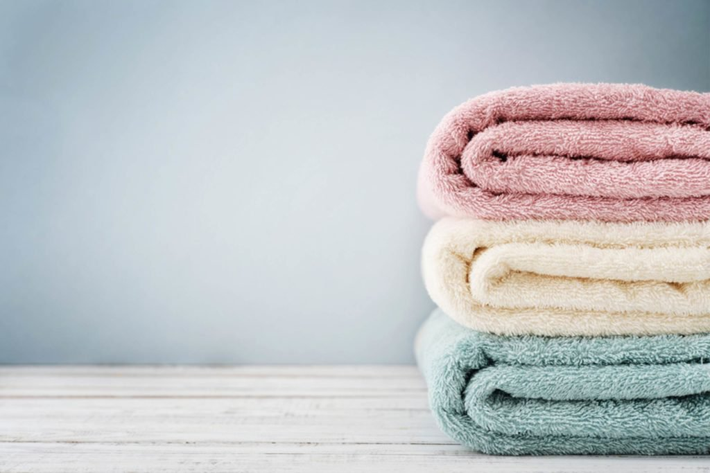 Image result for clean towels