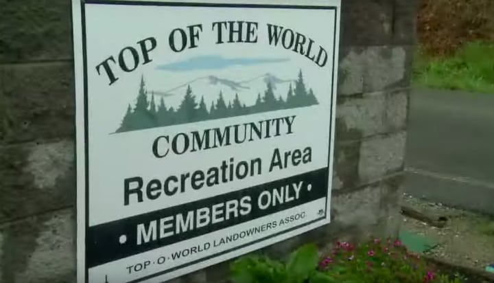 Top of the World Community