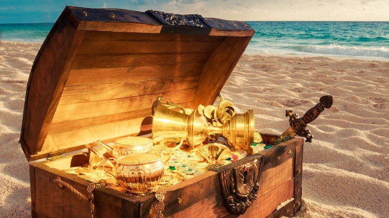 Image result for treasure hidden