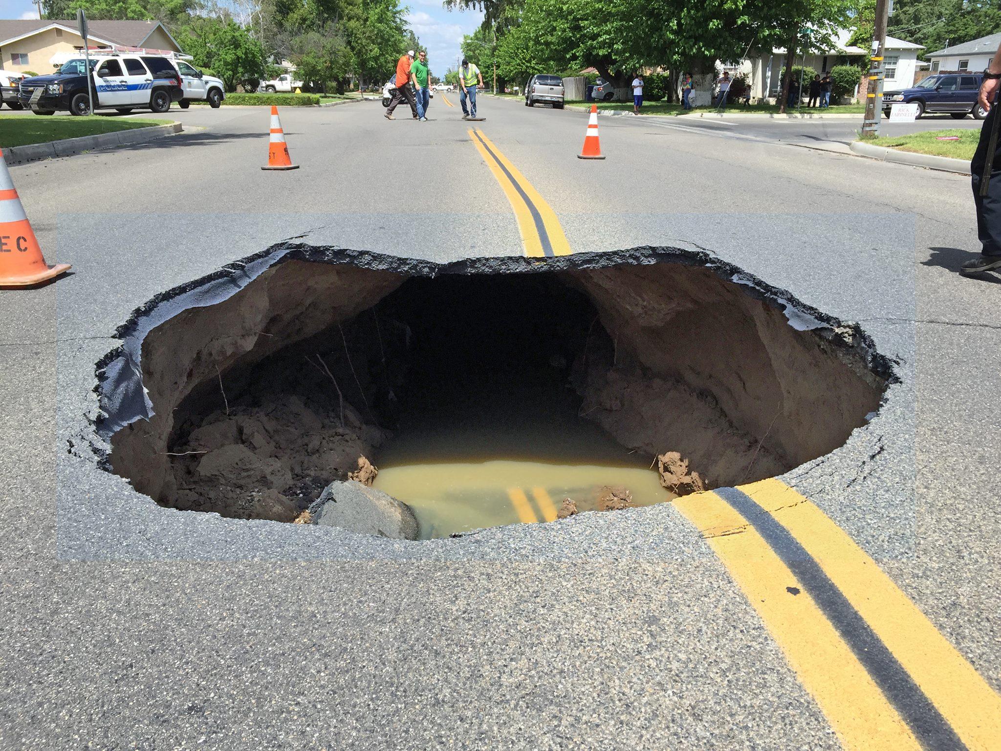 Image result for sinkholes