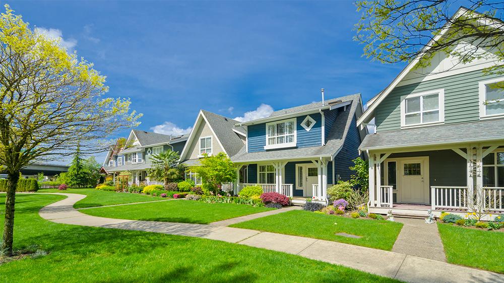 Image result for house neighborhood