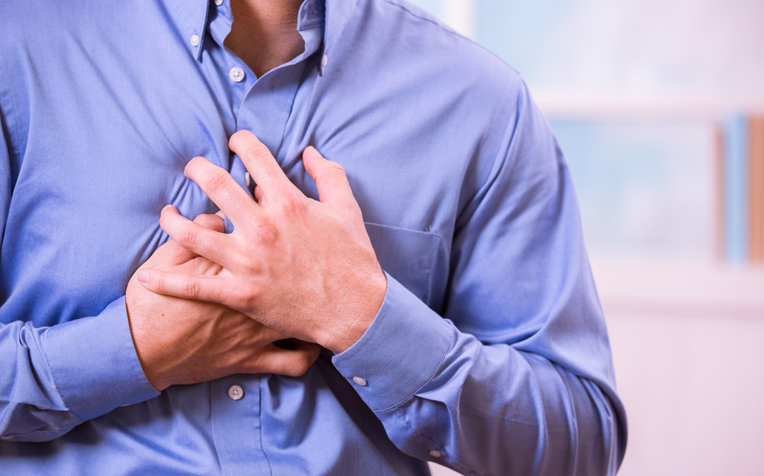Image result for heart pain