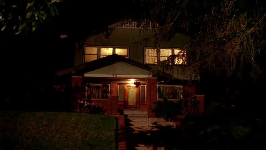 Image result for night porch light