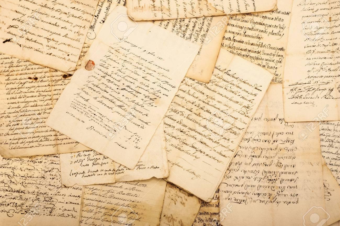 Image result for letters vintage
