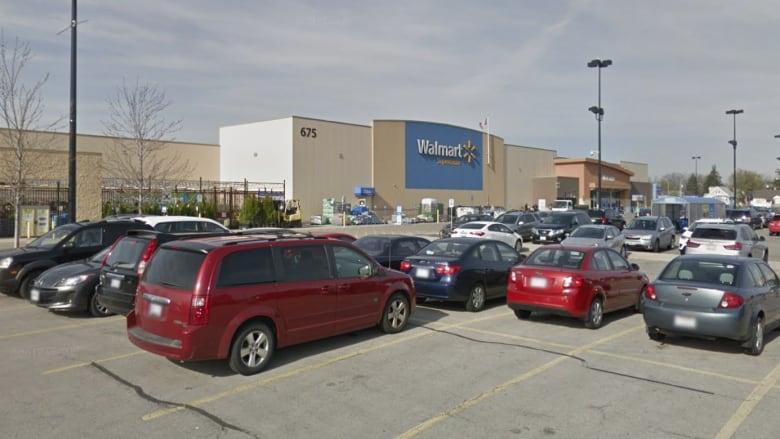 Image result for walmart parking lot