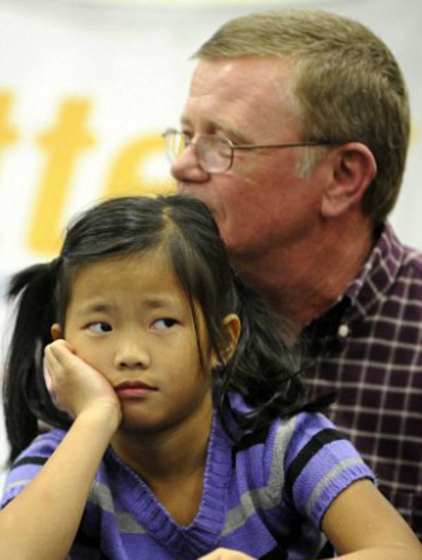 dad daughter missouri powerball lottery