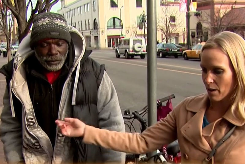 When She Got Her Ring Back from Homeless Person She Did Exactly What Karma Expected