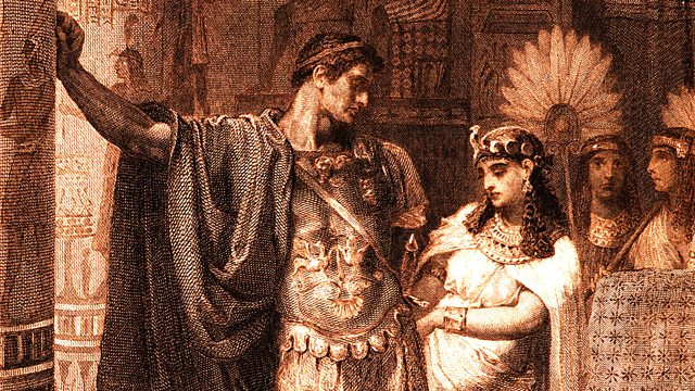 Image result for cleopatra and antony